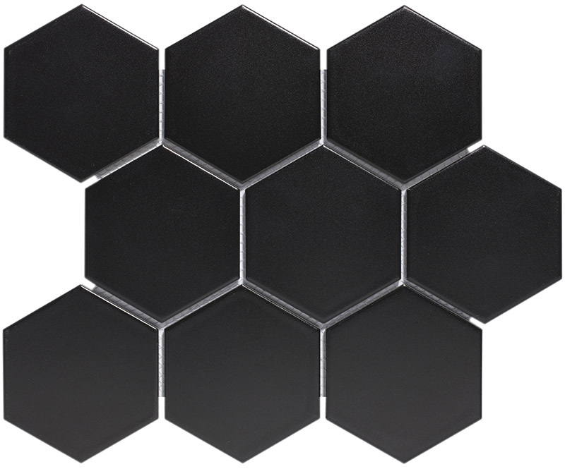 HEX10 Black Mat