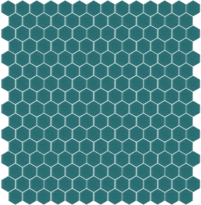127A MAT hexagony