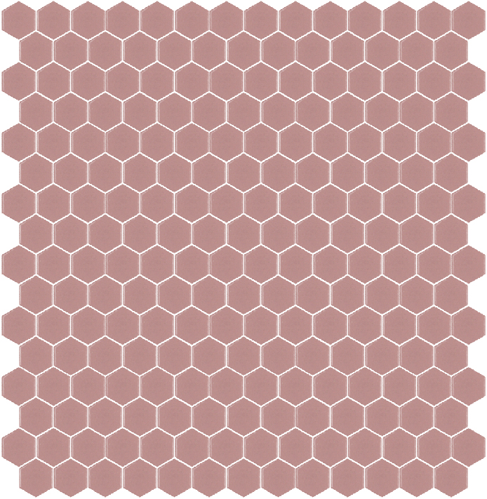 166A MAT hexagony