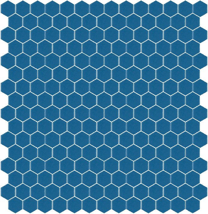 240B MAT hexagony