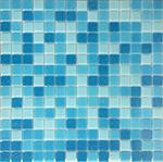 Obklad mozaika skleněná MIX Blue Blue