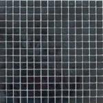 Obklad mozaika skleněná Black