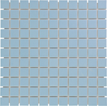 Keramická mozaika Light Blue Glossy
