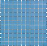Keramická mozaika Blue Glossy