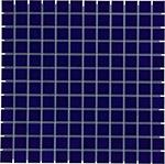 Keramická mozaika Dark Blue Glossy