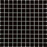 Keramická mozaika Black Glossy