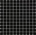 Keramická mozaika Black mat