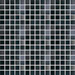 Obklad mozaika skleněná Steel Black
