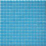 Obklad mozaika skleněná Middle Blue